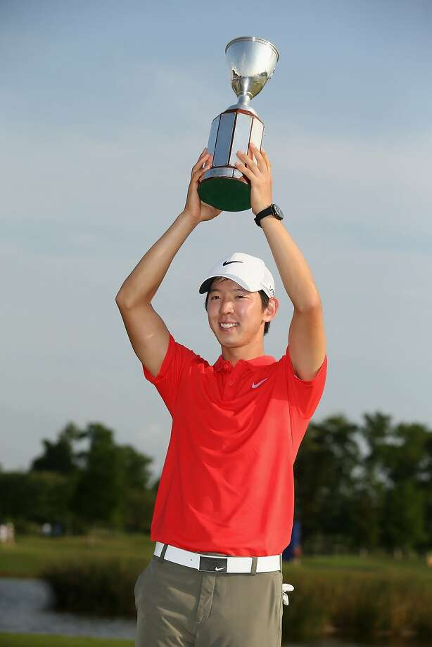 South Korea's Seung-Yul Noh, 22, earned his first PGA Tour victory in his 78th event. Photo: Chris Graythen, Getty Images