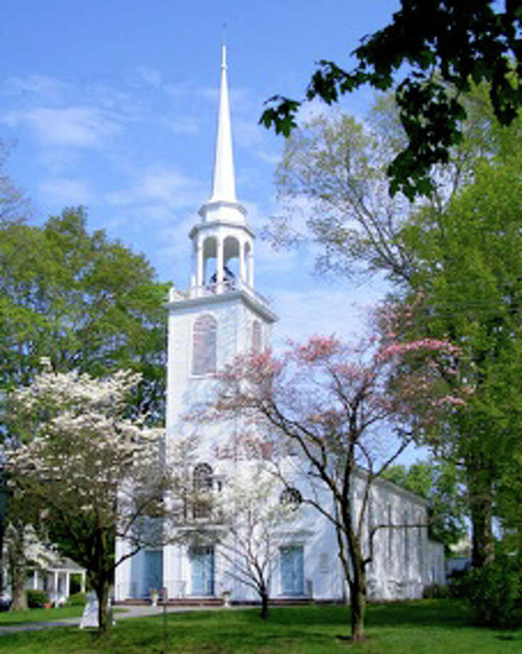 Greenfield Hill Church hosts the annual Dogwood Festival on the church grounds each year -- a tradition in Fairfield for over 70 years. Photo: Contributed Photo / Fairfield Citizen