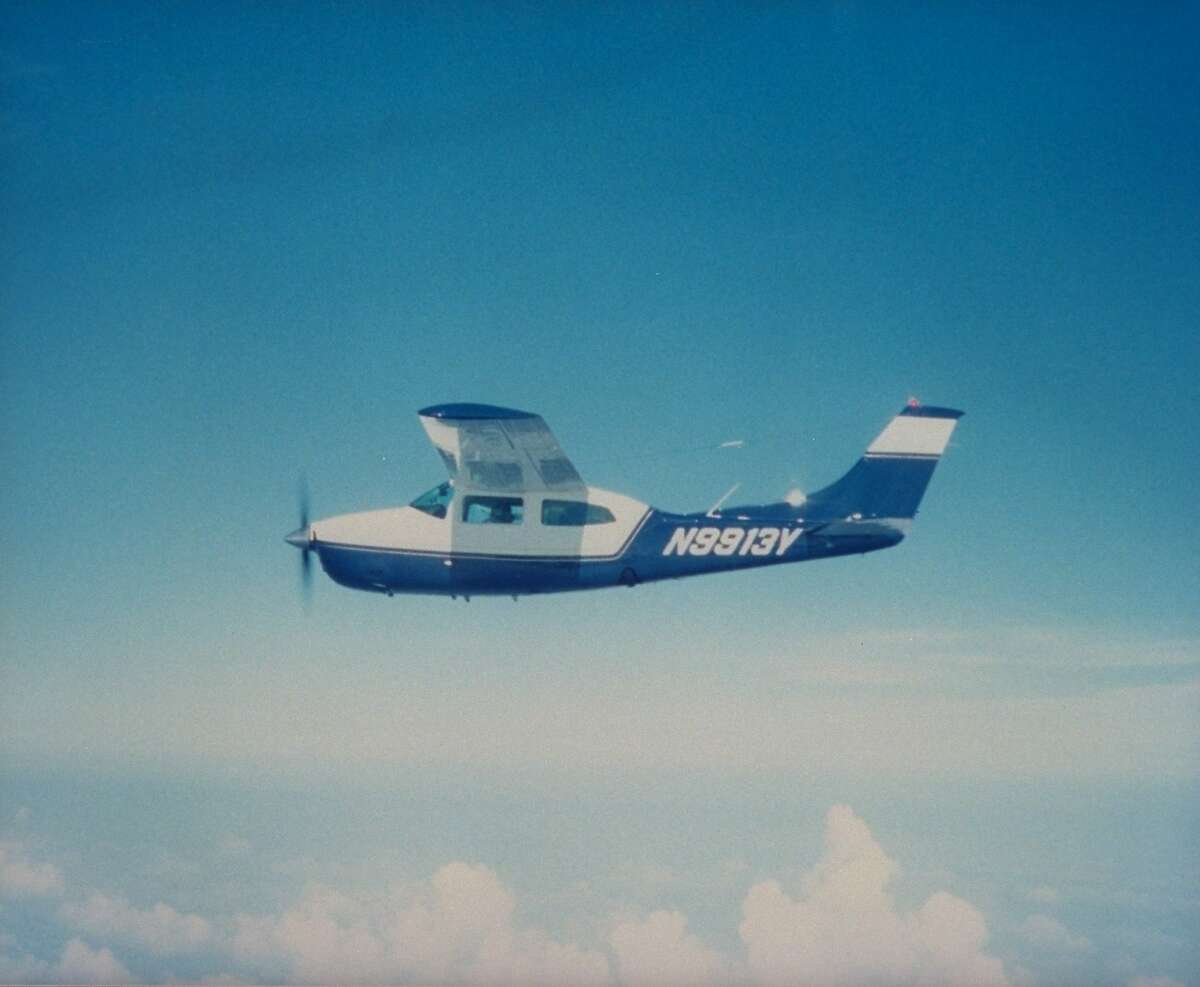 An example of a Cessna 210 is seen in this 1989 file photo.