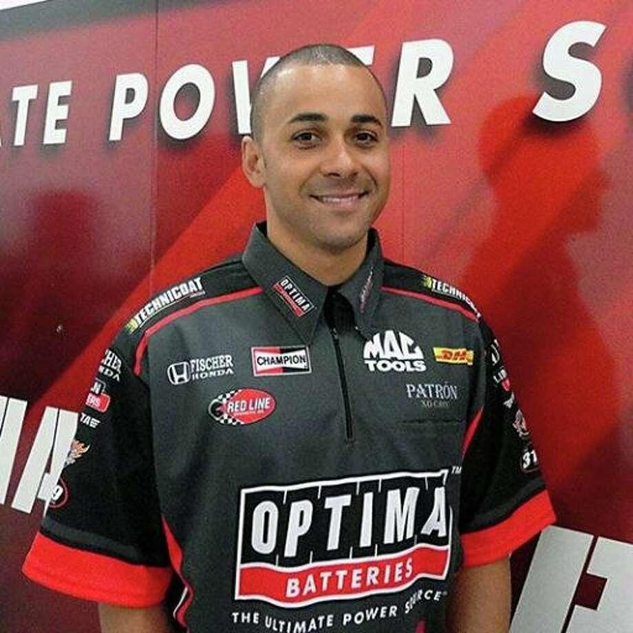 J.R. Todd, drag racer