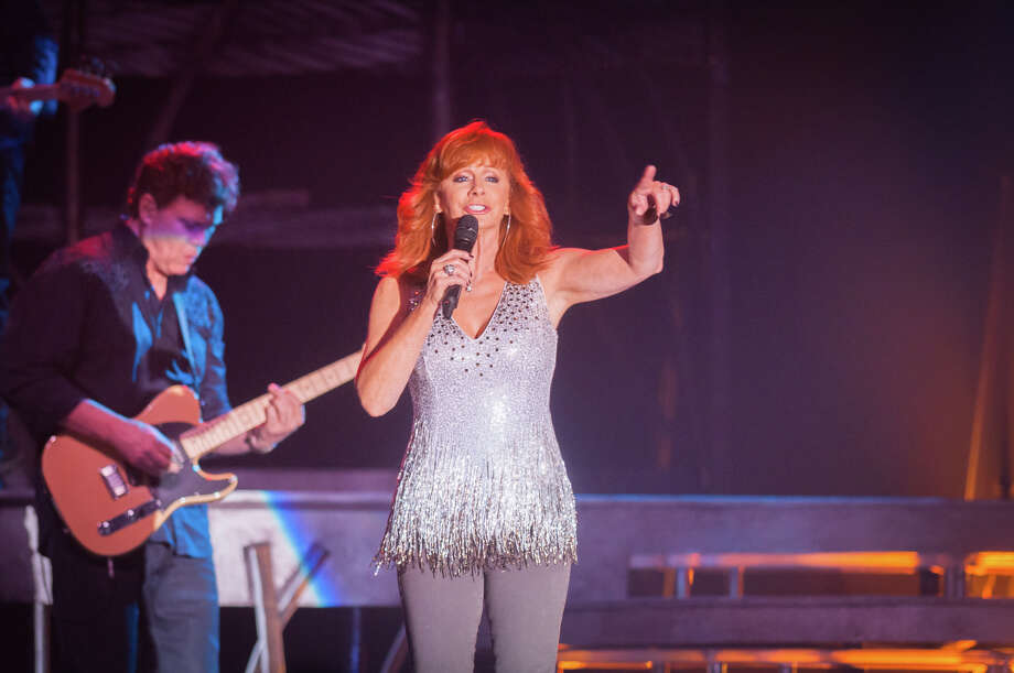 Reba McEntire performed Saturday night during the Christus Health Foundation Gala at the Beaumont Civic Center. Photo by Michael Reed. Photo: Michael Reed / Michael Reed