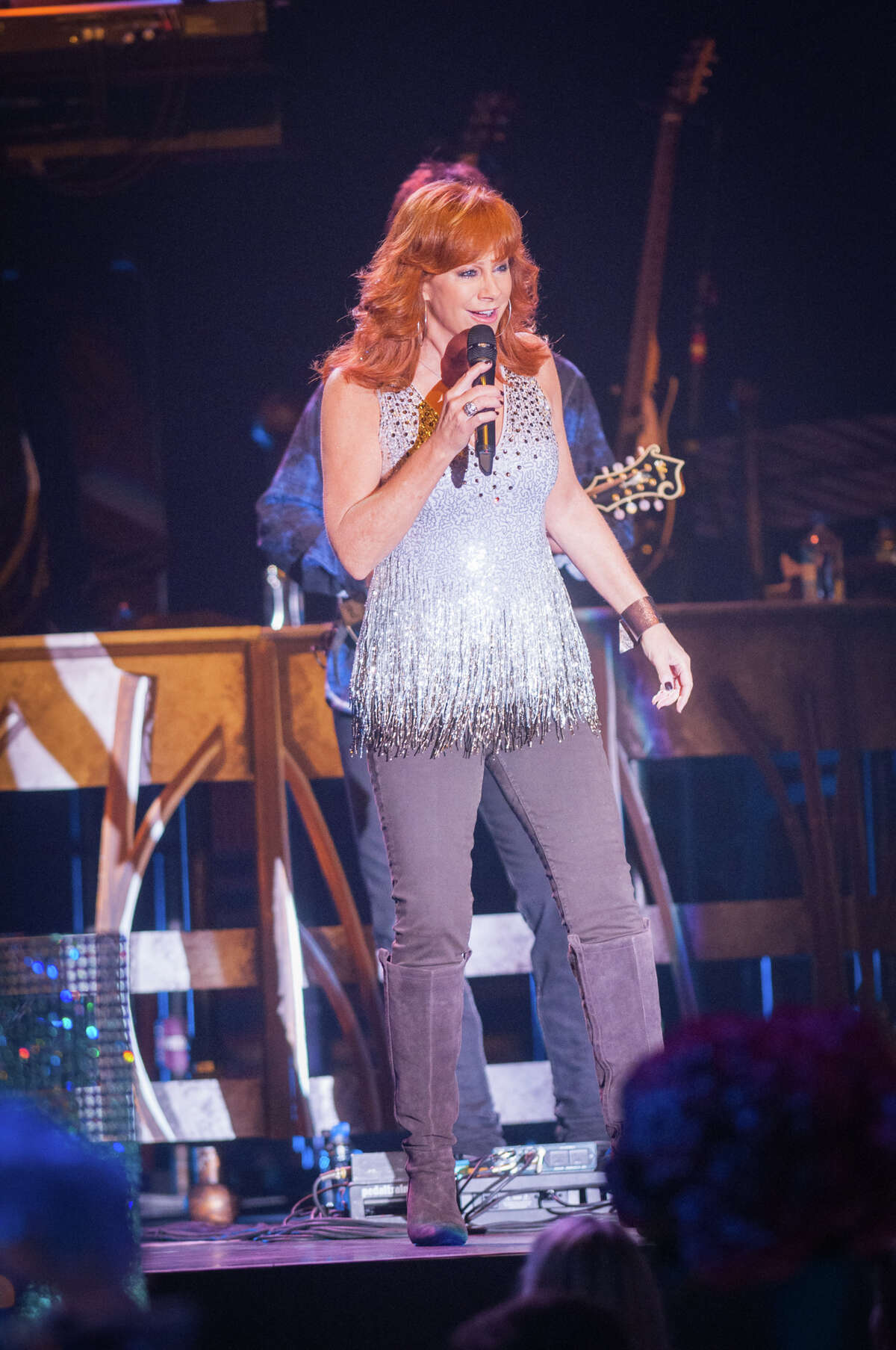Catch Reba McEntire at Mohegan Sun on Friday. Find out more.