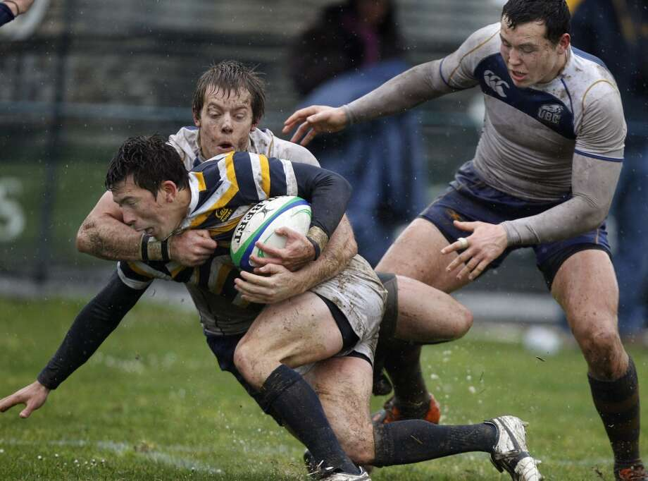 See the best rugby team in the nation for the last 20-plus years. Get to Cal rugby early though — games are always standing-room only. For a truly world-class game, wait until British Columbia comes to town (pictured). Photo: Paul Chinn, The Chronicle