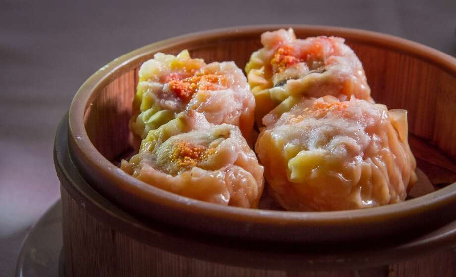 The Pork and Shrimp Siu Mai at Hong Kong Lounge 2 in San Francisco. Photo: John Storey, Special To The Chronicle