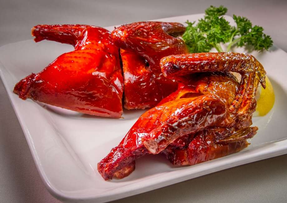 The Whole Roasted Squab at Hong Kong Lounge 2 in San Francisco. Photo: John Storey, Special To The Chronicle