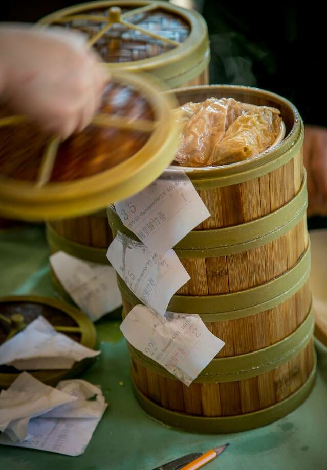 Dim Sum being served at Hong Kong Lounge 2 in San Francisco. Photo: John Storey, Special To The Chronicle