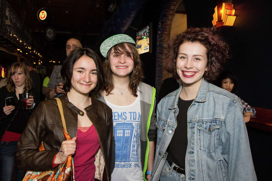 Were You Seen at the MOVE Music Festival in Downtown Albany on April 25-27, 2014? 100 Bands // 10 Venues // 1 Incredible Weekend Photo: Brian Tromans