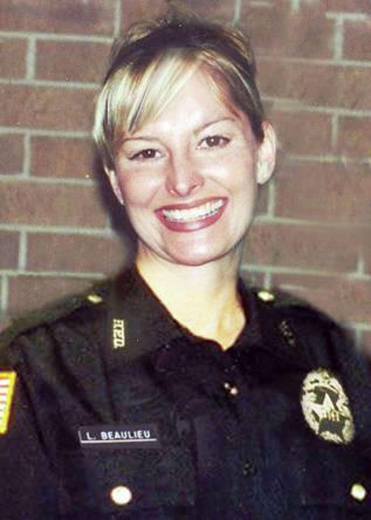 Lisa Renee Beaulieu. Photo: BPD/Enterprise archives