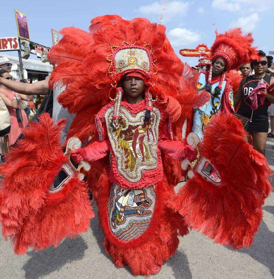 New Orleans Jazz & Heritage Festival  Photo: Tim Mosenfelder, Getty / 2014 Tim Mosenfelder