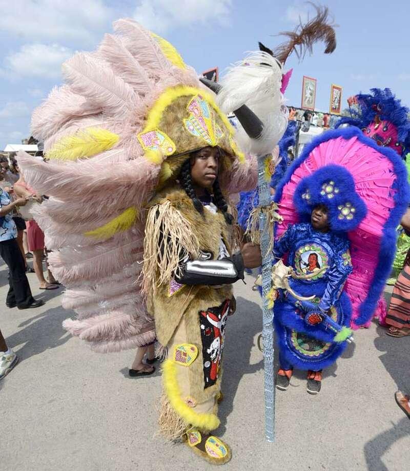 New Orleans Jazz & Heritage Festival Photo: Tim Mosenfelder, Getty / 2014 Tim Mosenfelder