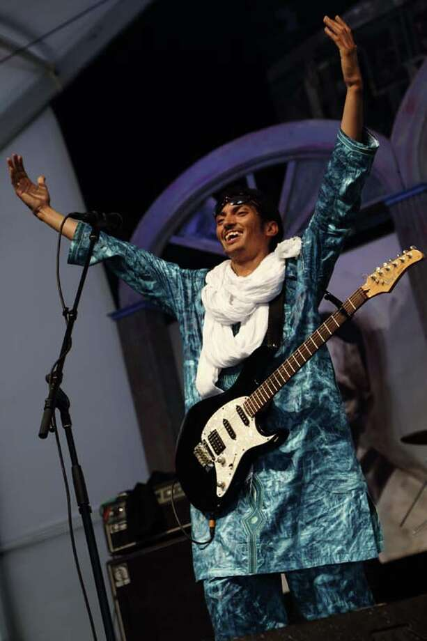 Bombino (Photo by John Davisson/Invision/AP) Photo: John Davisson, Getty / Invision