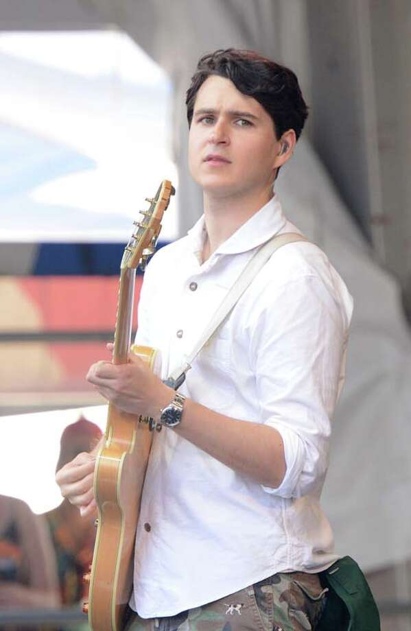 Ezra Koenig of Vampire Weekend  (Photo by C Flanigan/FilmMagic) Photo: C Flanigan, Getty / 2014 C Flanigan