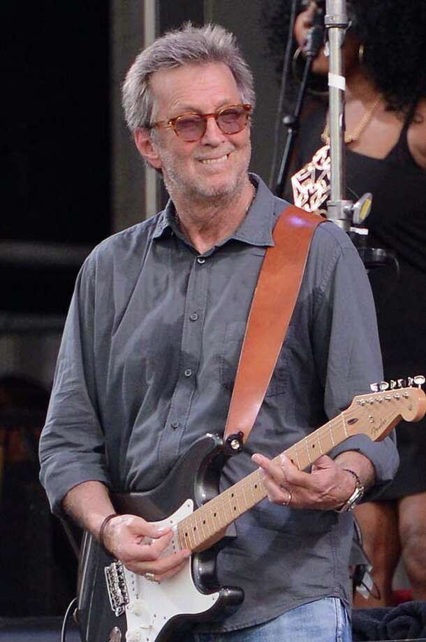 Eric Clapton (Photo by C Flanigan/FilmMagic) Photo: C Flanigan, Getty / 2014 C Flanigan