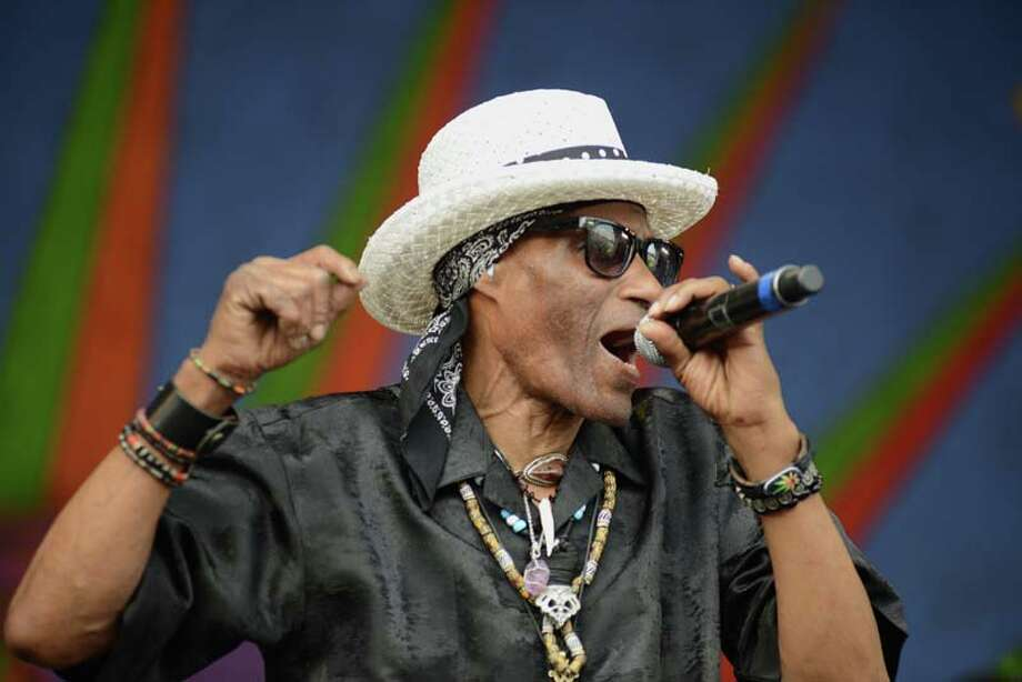 Cyril  Neville Royal and lead singer with the Southern Brotherhood  Photo: Leon Morris, Getty / 2014 Leon Morris