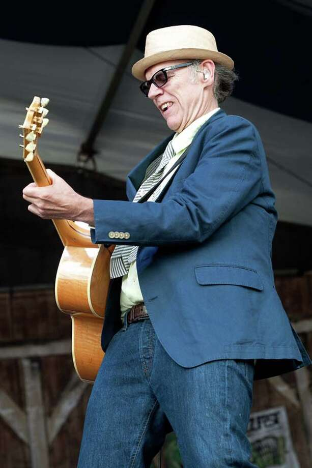 John Hiatt (Photo by Erika Goldring/WireImage) Photo: Erika Goldring, Getty / 2014 Erika Goldring