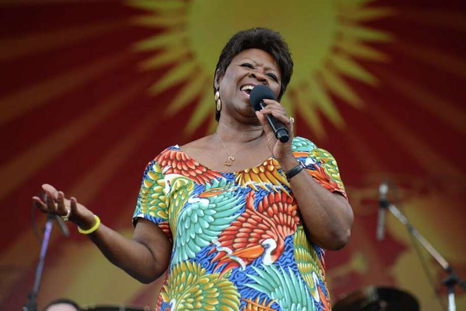 Irma Thomas  Photo: Leon Morris, Getty / 2014 Leon Morris