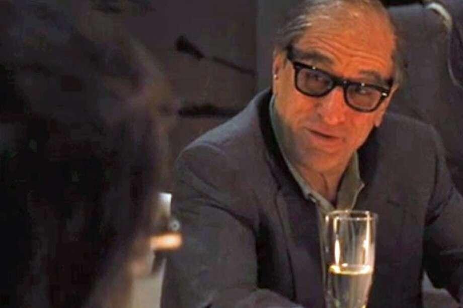 """Robert De Niro in """"American Hustle"""" Photo: Columbia Pictures"""