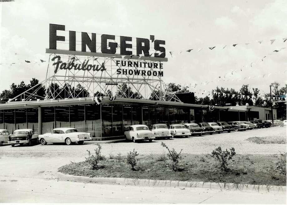 Former Finger S Furniture Building
