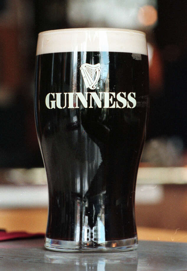 Guinness - Isinglass (fish bladder) (source) Photo: STEVE JACOBS, . / ALBANY TIMES UNION