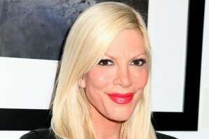 Tori Spelling.  (Photo by Paul Redmond/WireImage)