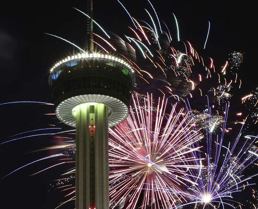 Stars & Stripes over San Antonio features live music, food and beverages starting at 6 p.m., and the year's largest fireworks display begins at 9:30 p.m.Admission prices and parking information