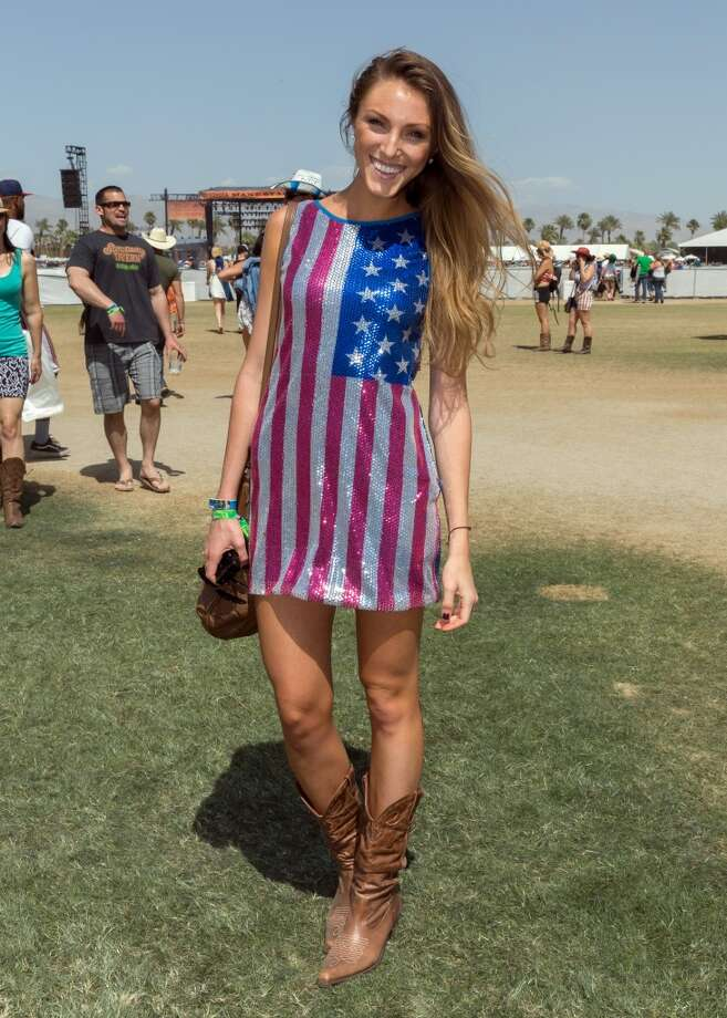 Music fans are seen during 2014 Stagecoach: California's Country Music Festival at the Empire Polo Club on April 26, 2014 in Indio, California. Photo: Rich Polk, Getty Images For Stagecoach