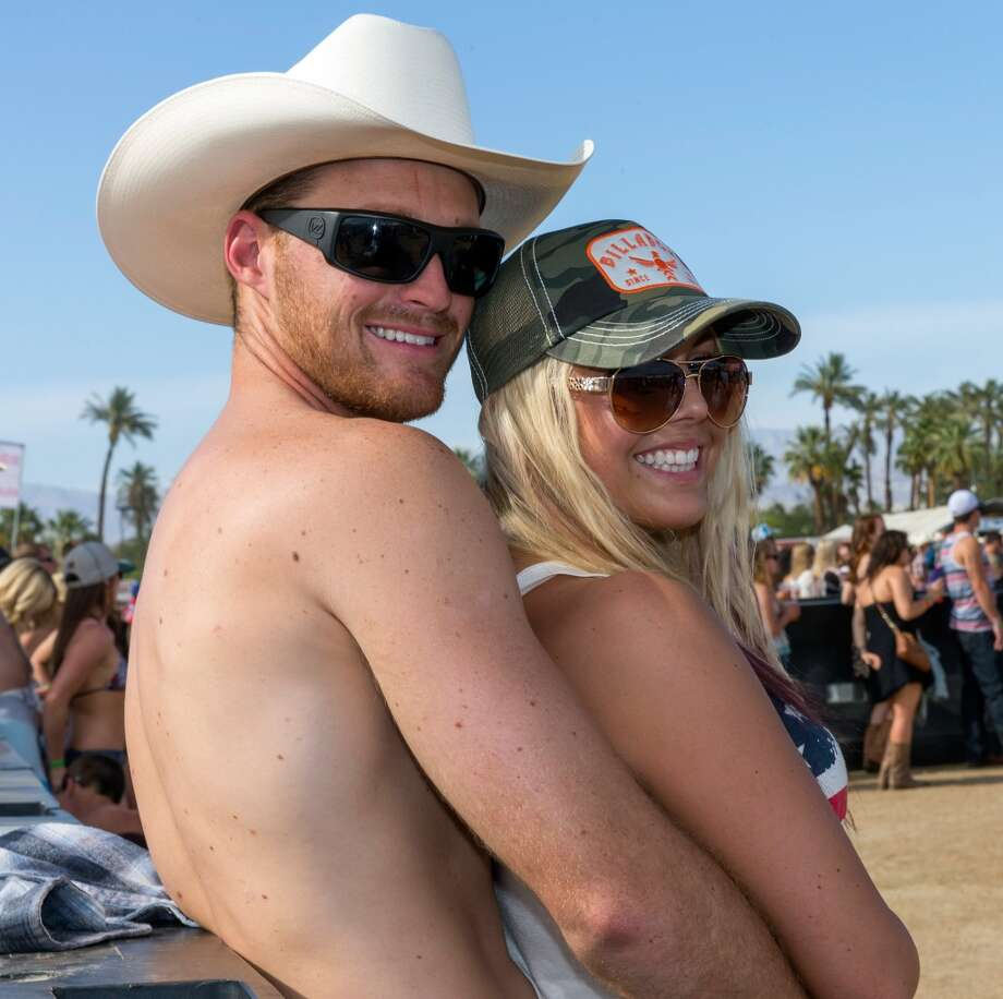Music fans attend 2014 Stagecoach: California's Country Music Festival at the Empire Polo Club on April 27, 2014 in Indio, California. Photo: Rich Polk, Getty Images For Stagecoach