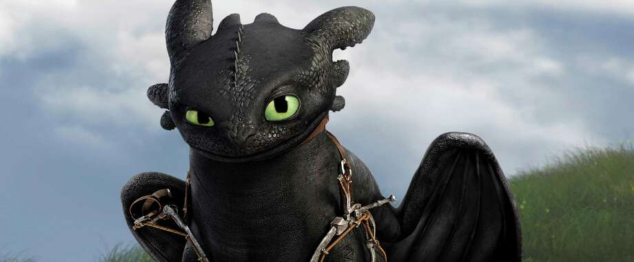 """How to  Train Your Dragon 2"" Photo: Twentieth Century Fox / San Antonio Express-News"