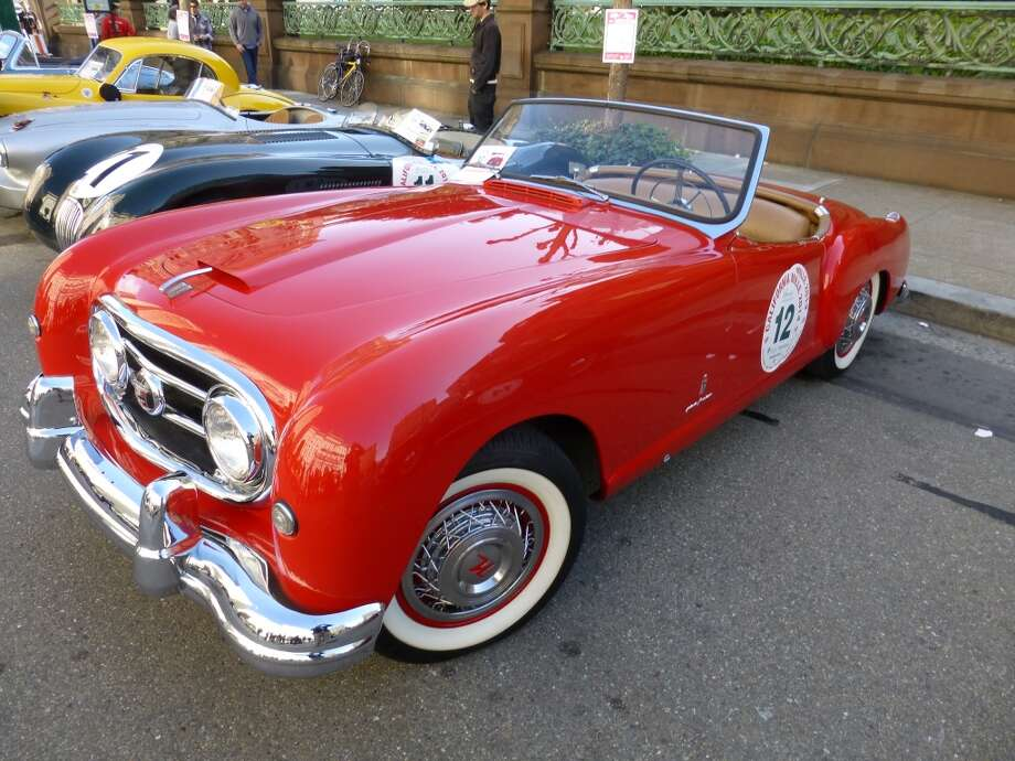 1953 Nash-Healey Series II