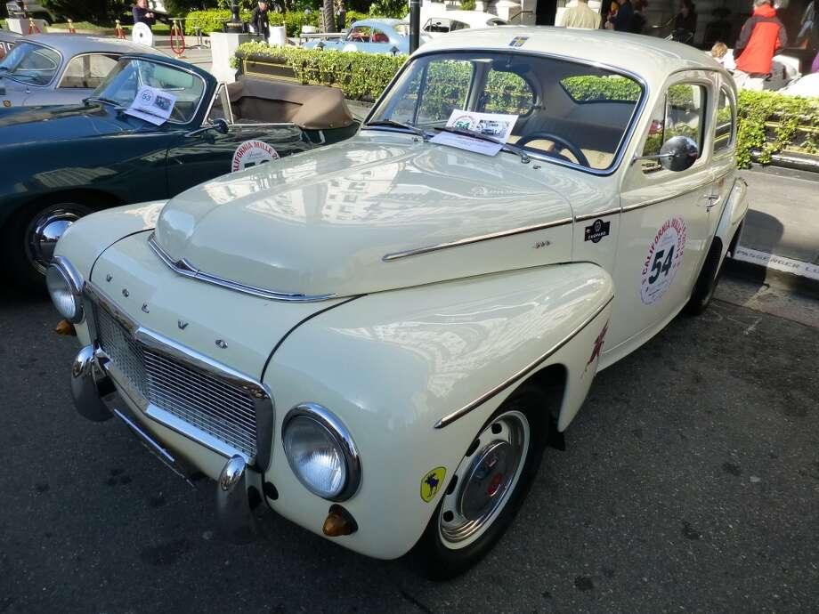 1957 Volvo PV544.
