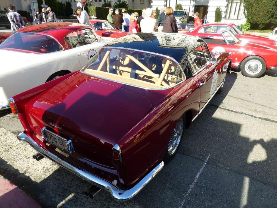 1956 Ferrari 250GT Boano.