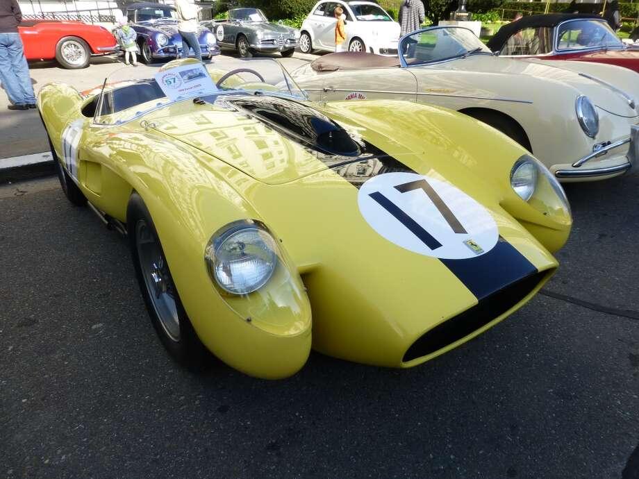 1958 Ferrari 250TR.