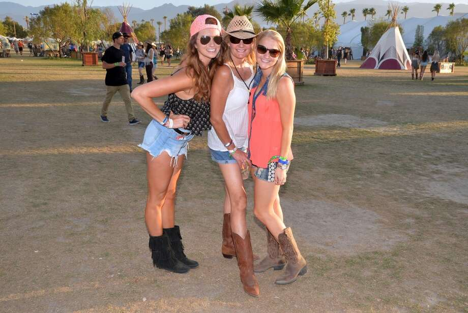 Music fans attend 2014 Stagecoach: California's Country Music Festival at the Empire Polo Club on April 27, 2014 in Indio, California. Photo: Frazer Harrison, Getty Images For Stagecoach