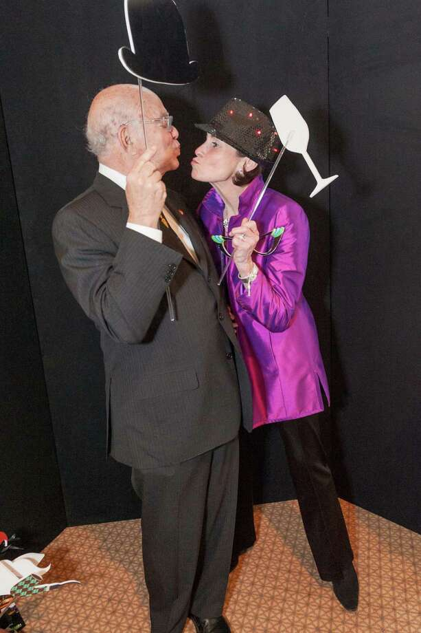 Michael Strunsky and Jean Strunsky at Berkeley Rep's Ovation Gala on April 19, 2014. Photo: Drew Altizer Photography/SFWIRE, Drew Altizer Photography / ©2014 Drew Altizer Photography