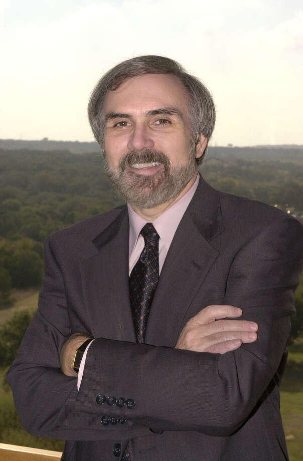 Guy Bailey, former provost at UTSA. Courtesy photo. 7/25/05 Photo: COURTESY PHOTO