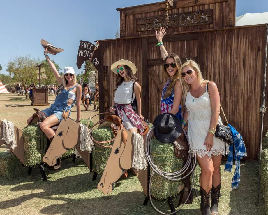 These horses look kind of pissed. Photo: Rich Polk, Getty Images For Stagecoach