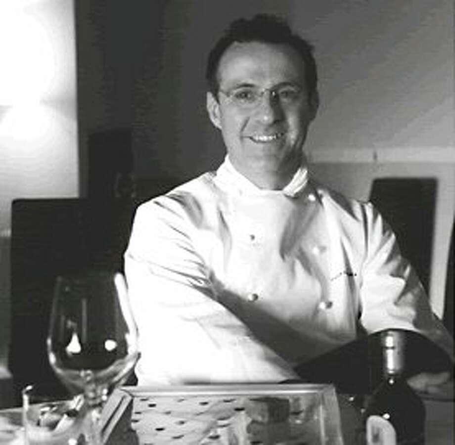 #3: Osteria Francescana in Modena, Italy. Pictured: Chef Massimo Borruta