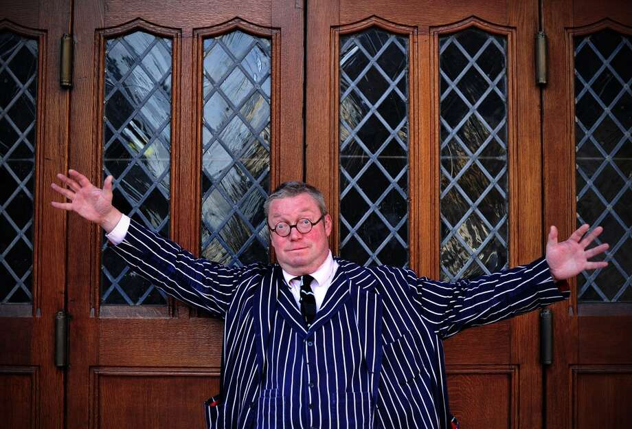 Lifetime Achievement Award Winner: Fergus Henderson Photo: CARL COURT, AFP/Getty Images
