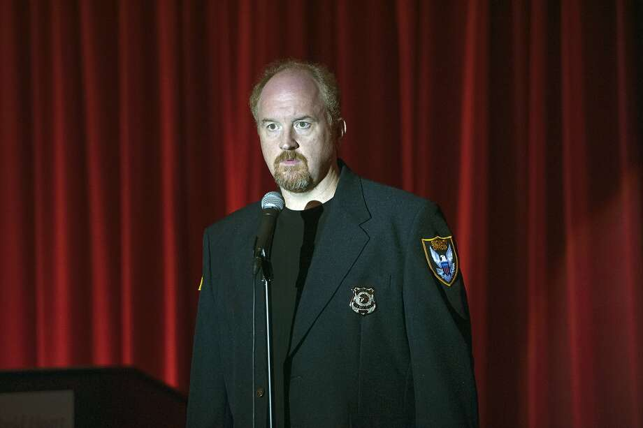 Louis C.K., as Louie, is constantly perplexed by life. Photo: K.C. Bailey, FX