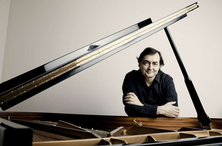 Pianist Pierre-Laurent Aimard will give a recital. Photo: Marco Borggreve