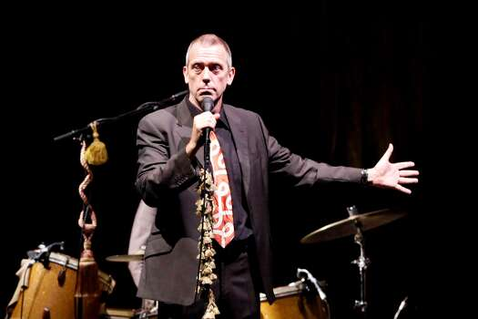 Though he is long-celebrated for his acting abilities, Hugh Laurie, of 'House, M.D., fame, is quite the musician. He plays piano, guitar, drums, harmonica and the saxophone. (Plus he was a comedian before he hit it big on 'House, M.D.' What can't this guy do?)