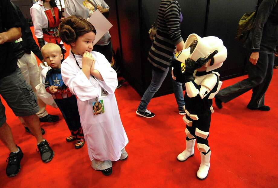 10. West Virginia: Home of Tsubasacon for cosplay enthusiasts and the WV Pop Culture Convention. Estately says West Virginia is fourth-nerdiest in the union when it comes to Star Wars and third-nerdiest in the realm of Dungeons and Dragons. Photo: Paul Warner, Getty / 2014 Paul Warner