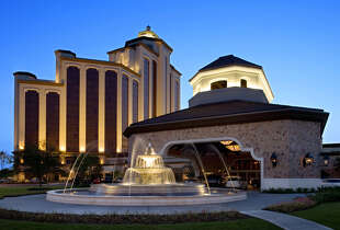 L'Auberge Casino Resort in Lake Charles, La., offers 1,000 rooms, private villas and 147 luxury suites.