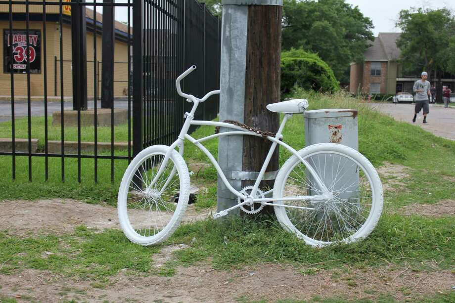 A rash of fatalities have made volunteers struggle to keep up with requests for ghost bikes. Photo: (Richard Tomlinson)