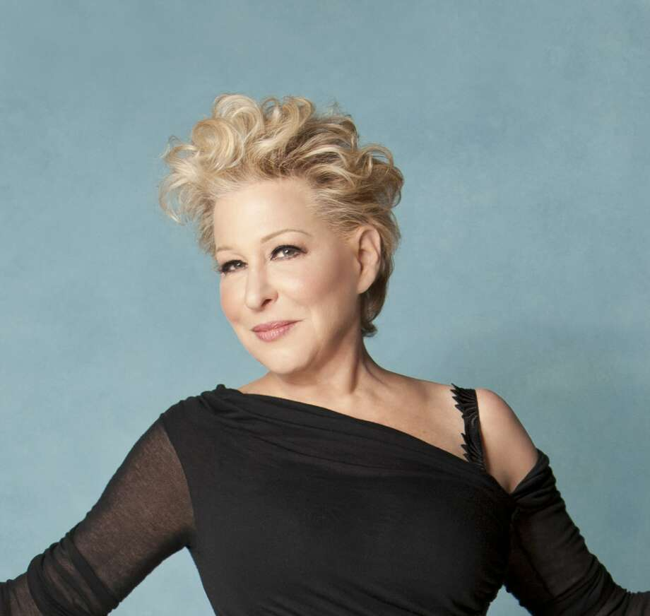Bette Midler headlines the Brilliant Lecture series, where she will discuss her career ups and downs. Photo: Jonathan Pushnik Photo