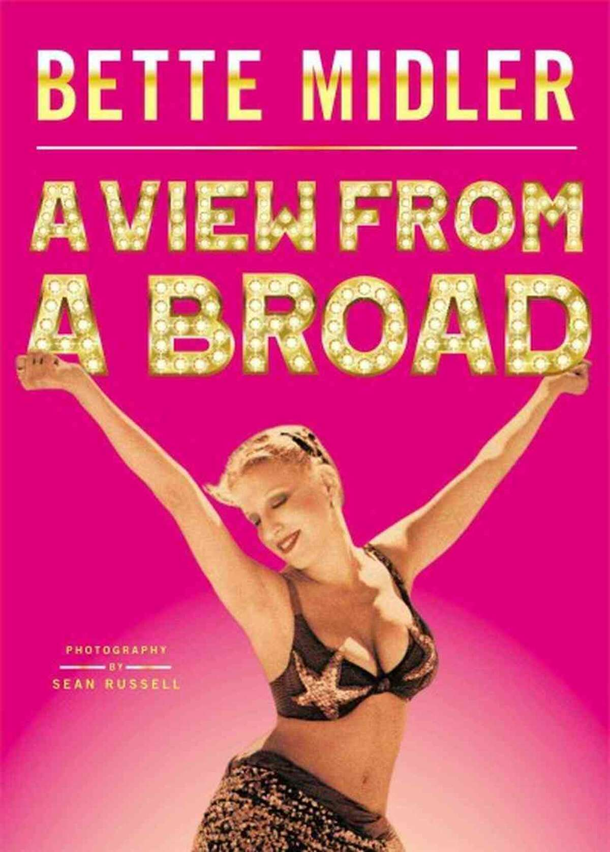 """""""A View From a Broad"""" by Bette Midler was reissued this month. It was originally released in 1980."""