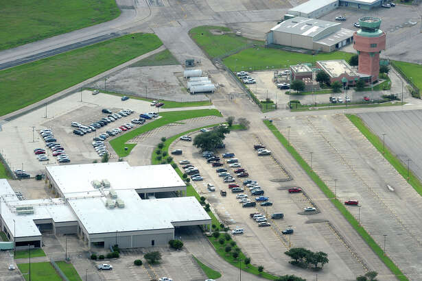 Jack Brooks Regional Airport. Photo taken July 24, 2011 Guiseppe Barranco/The Enterprise