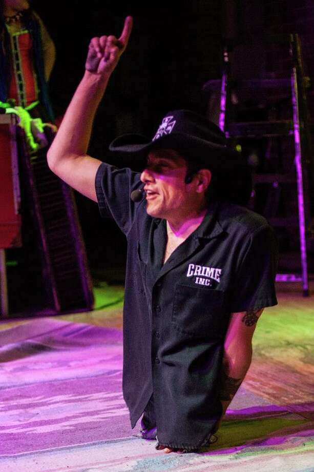 Shorty Half-man Photo: Hellzapoppin.com