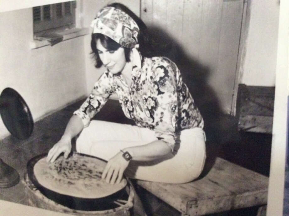 Paula Wolfert is seen in 1971. Photo: Courtesy Of Paula Wolfert / ONLINE_CHECK