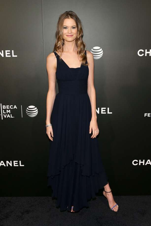 "Model Behati Prinsloo attends the ""Begin Again"" Closing Night Premiere during the 2014 Tribeca Film Festival at BMCC Tribeca PAC on April 26, 2014 in New York City. Photo: Neilson Barnard, Getty Images For The 2014 Tribeca Film Festival"